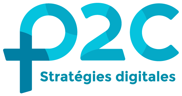 p2c digital logo